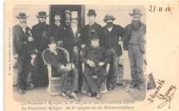 Afrique Du Sud -  The Boer War / 76 - Le Président Kruger Le Dr Leyds Et Les Conseillers D'état - Südafrika