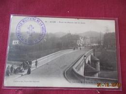 CPA - Auch - Pont De Pierre Sur Le Gers - Auch
