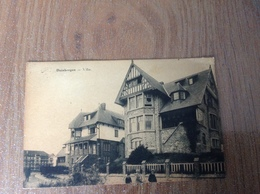 Duinbergen Villa Autour Du Parc - Cartes Postales
