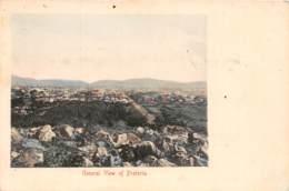 Afrique Du Sud -  Topo / 102 - General View Of Pretoria - South Africa