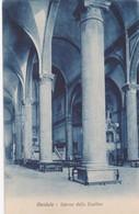 CARTOLINA - POSTCARD - UDINE - CIVIDALE - INTERNO DELLA BASILICA - Udine