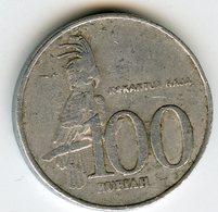 Indonesie Indonesia 100 Rupiah 2003 KM 61 - Indonésie
