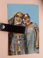 Femmes De BOU SAÂDA Scènes & Types D'Afrique Du Nord ( 20.031 > Fabrication France ) Anno 1963 ( Zie Foto ) ! - Cartes Postales