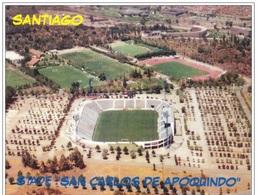FOOTBALL CP STADE  SAN CARLOS DE APOQUINDO SANTIAGO  CHILI - Chili
