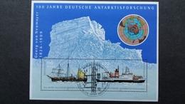 BRD Block 57 Ersttag-Sonderstempel BERLIN - [7] République Fédérale