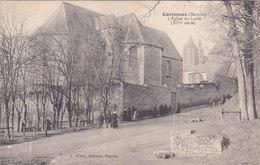 Coutances L église Du Lycée XIVe Siècle éditeur J Sorel - Coutances