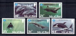 Isle Of Man - 1988 - UNESCO International Year Of The Ocean - MNH - Man (Ile De)