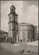 Die Paulskirche, Frankfurt Am Main, Hessen, C.1950 - Foto-AK - Frankfurt A. Main