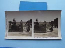 PARIS : Champ De Mars Et Ecole Militaire : S. 1 - 3086 ( Maison De La Bonne Presse VUES De FRANCE ) Stereo Photo ! - Photos Stéréoscopiques