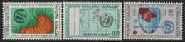 Maroc - 1964 World Meteorological Day-Journée Mondiale Météorologie ** - Marokko (1956-...)