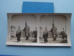 PARIS : Saint Laurent : S. 2 - 3040 ( Maison De La Bonne Presse VUES De FRANCE ) Stereo Photo ! - Photos Stéréoscopiques