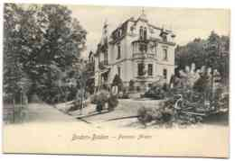 Baden-Baden - Pension Alsen - Baden-Baden