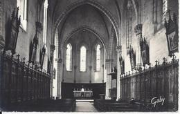 CPSM  France   85  Vendée Luçon  Intérieur De La Chapelle Du Séminaire - Lucon