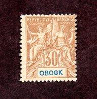 Obock N°40 N* TB Cote 30 Euros !!! - Obock (1892-1899)