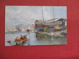 ESTUARIO -- Signed Artist Ref 3087 - Italy