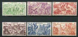 9928 INDOCHINE  PA 40/5 **  Série  Tchad Au Rhin  1946  TB - Indocina (1889-1945)