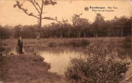 Keerbergen - Het Ven - Petit Lac De Bruyère (animation, Uitg. Casteels) - Keerbergen
