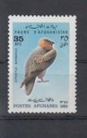 Afghanistan (BBK) Michel Cat.No. Mnh/** 1631 Bird - Afghanistan