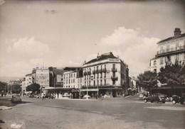 7991.   Clermont - Ferrand - Place De La Gare Et Les Hotels - 1957 - Royat