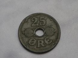Danemark    25 Ore 1944  N GJ- Zinc - CHRISTIAN  X  Km#823.2a    TTB + - Danemark