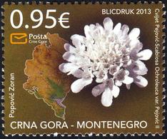 2013, Flora And Fauna, Montenegro, MNH - Montenegro