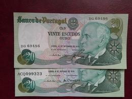 2 - 20 Escudos 1978 - Portugal