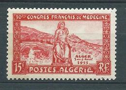 ALGERIE 1955 . N°  326 . Neuf ** (MNH) - Unused Stamps