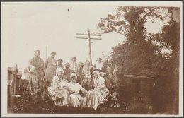 Penzance Carnival, Cornwall, 1930 - Thomas RP Postcard - England