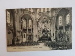 Chateaubourg - Interieur De L'eglise - Andere Gemeenten
