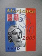Carte-Maximum 2006 - N° 3977 Et P3977 - Maximumkarten