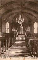 (Doubs)  CPA  Lievremont  Interieur De L' Eglise (Bon Etat) - France
