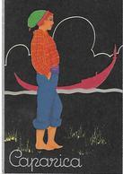 Costume Du PORTUGAL Illustrateur CAPARICA - Costumes