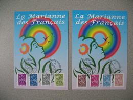 Carte-Maximum 2006 - N° 3965 à 3972 - 2000-09