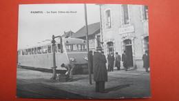 PAIMPOL. Autorail OC1 En Gare De Paimpol.(coll. Le Petit Train Des CDN) - Paimpol