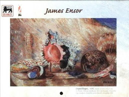 James ENSOR - Calendrier De 1999 - Calendriers