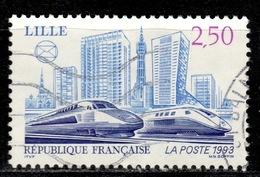F+ Frankreich 1993 Mi 2957 2998 Lille, Nikolaus - Oblitérés