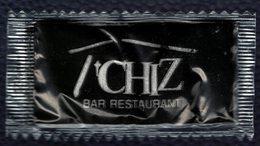 France Sachet Sucre Sugar T'Chiz Bar Restaurant - Sucres