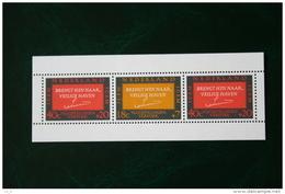 Blok ICEM ; NVPH 858 (Mi Block 4); 1966 POSTFRIS / MNH ** NEDERLAND / NIEDERLANDE / NETHERLANDS - 1949-1980 (Juliana)