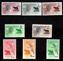 MALDIVES 47/54* Jeux Olympiques De Rome - Maldives (1965-...)