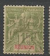 REUNION N° 44 OBL TB - Oblitérés