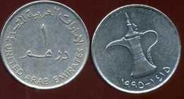 EMIRATS ARABES 1 Dirham 1995 - Emirats Arabes Unis