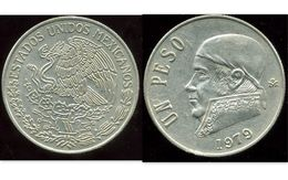MEXIQUE 1 Peso 1979 - Mexique
