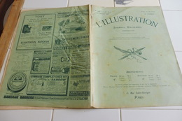 L'ILLUSTRATION 7 JANVIER 1905 - PRISE ET CHUTE DE PORT-ARTHUR - SULTAN DU MAROC-CARDINAL LANGENIEUX-CIRCUIT D'AUVERGNE- - Journaux - Quotidiens