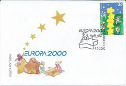 Macedonia / Repubblica Di Macedonia - FDC - Europa 2000 - Macedonia