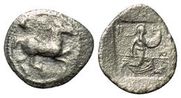 Thessalie Perrhaebi 0,7 G (SNG Cop. 195; BCD Coll. II 551.1) - Griegas