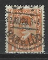 Ägypten Mi 119 Used Postmark Bab El Loq - Egypt