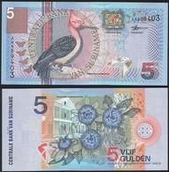 Suriname P 146 - 5 Gulden 1.1.2000 - UNC - Suriname