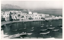 Kyrenia  Harbour  Cyprus  Cpsm Format Cpa - Chypre