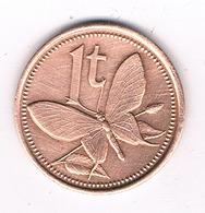 1 TOEA 1987 PAPOEA GUINEA //8165/ - Papouasie-Nouvelle-Guinée
