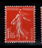 YV 195 N** Semeuse Cote 21,50 Euros + Centrage - France